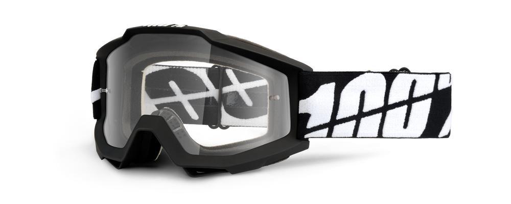Brilles 100% Acc Bk Tor Clear