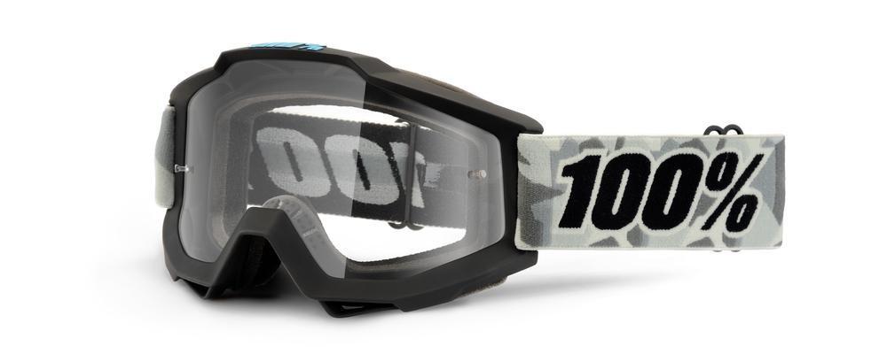 Brilles 100% Acc Alpine Clear
