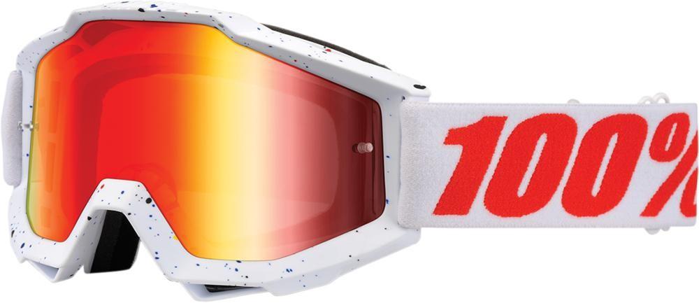 Brilles 100% Acc Sky Wt Mir Rd