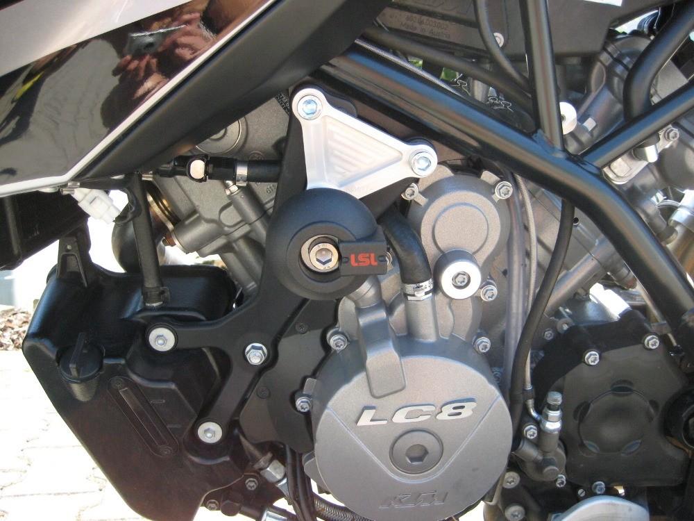 LSL avārijas paliktņu uzstādīšanas komplekts KTM 990 SMT (all)