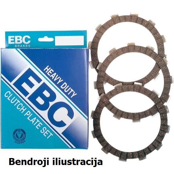 EBC Brakes CK1305 Clutch Friction Plate Kit
