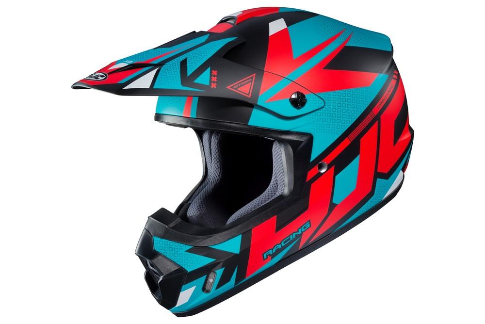 Helmet HJC CSMX II MADAX MC21SF