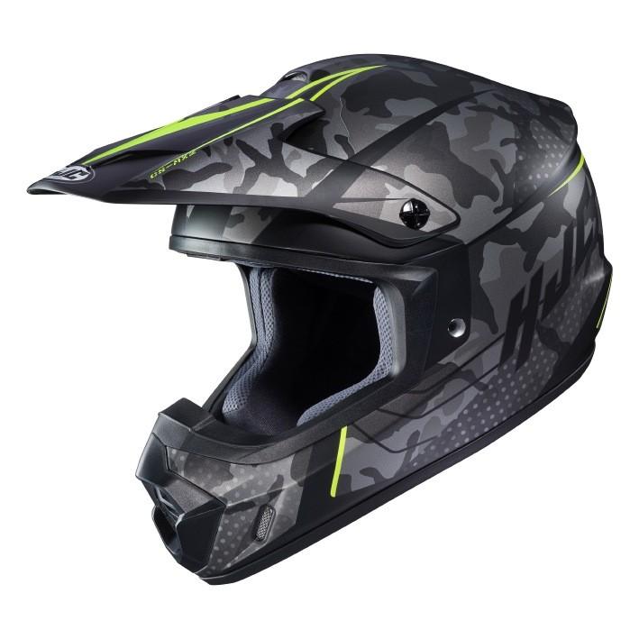 Helmet HJC CSMX II SAPIR MC3HSF