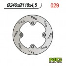 Bremžu disks NG-029