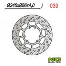 Bremžu disks NG-039