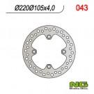 Bremžu disks NG-043
