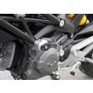 LSL avārijas paliktņu uzstādīšanas komplekts Ducati Monster 1100 09-