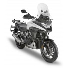 Specific sliding wind-screen transparent, Airflow. GIVI (AF1139)