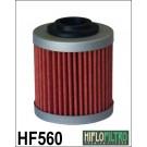Eļļas filtrs Hiflo HF560