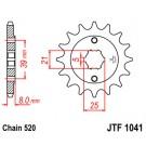 Zobrats priekšējais JT (JTF 1041-14)