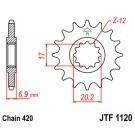 Zobrats priekšējais JT (JTF 1120-15)
