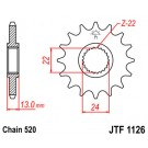 Zobrats priekšējais JT (JTF 1126-16)