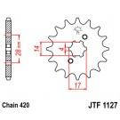 Zobrats priekšējais JT (JTF 1127-12)