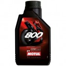 100% synthetic oil MOTUL 800 2T FACTORY LINE ROAD RACING 1L