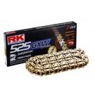 Moto ķēde RK 525 GB-GXW (X-Ring)
