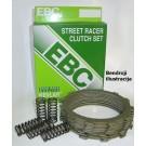 EBC Street Racer Kevlar sajūga plates komplekts EBC SRC011