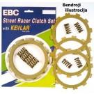 Ebc Street Racer Kevlar sajūga EBC SRK098